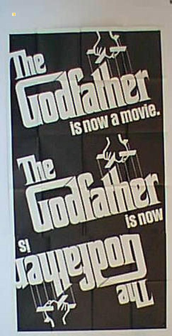 THE GODFATHER MOVIE POSTER/GODFATHER, THE/POSTER