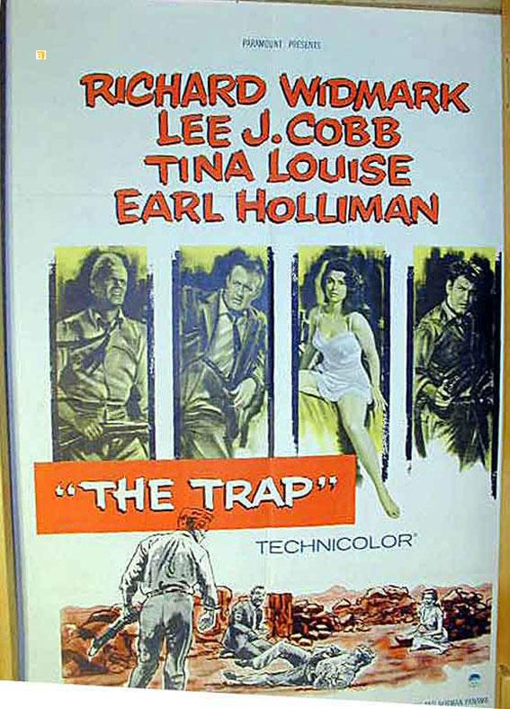 THE TRAP MOVIE POSTER/THE TRAP/POSTER
