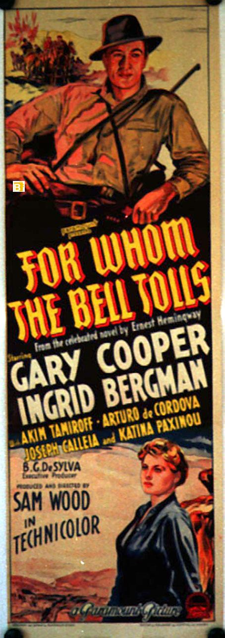 for whom the bell tolls (1943) subtitrare