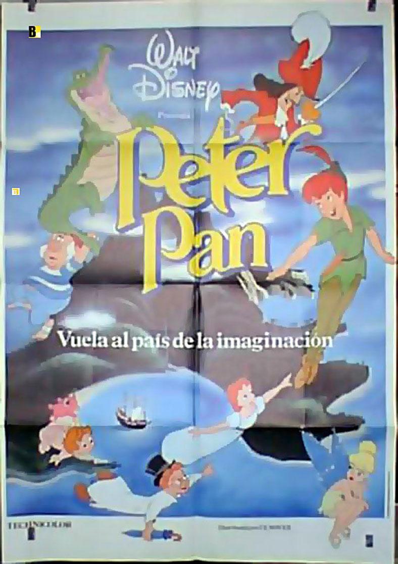 PETER PAN MOVIE POSTER/PETER PAN/POSTER