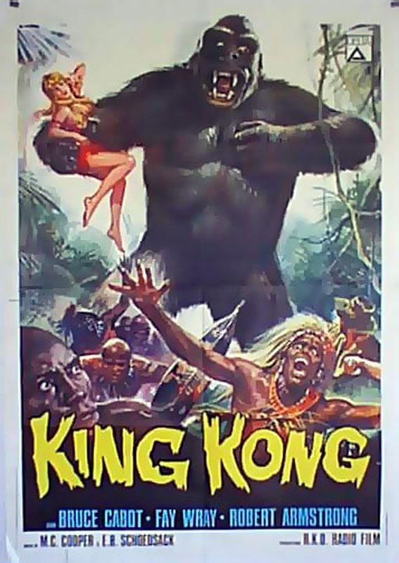 Vialibri King Kong Movie Poster King Kong Poster