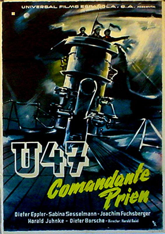 Ver u-47 comandante prien online dating