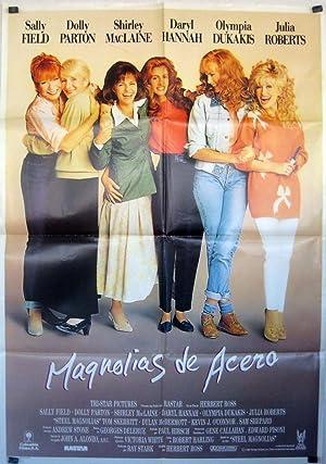 MOVIE POSTER/ Steel Magnolias/ Sally Field/ 1989/