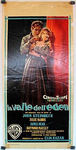LA VALLE DELLíEDEN - 1955Dir ELIA KAZANCast: