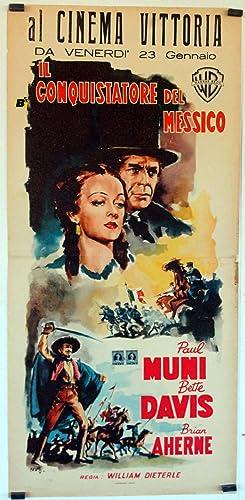 IL CONQUISTATORE DEL MESSICO - 1939Dir WILLIAM