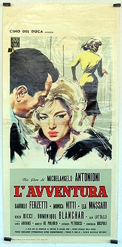 LíAVVENTURA - 1960Dir Michelangelo AntonioniCast: Gabriele Ferzetti