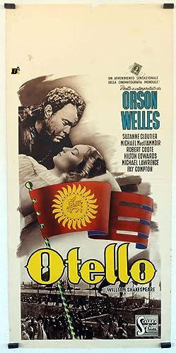 OTELLO - 1952Dir ORSON WELLESCast: ORSON WELLESSUZANNE
