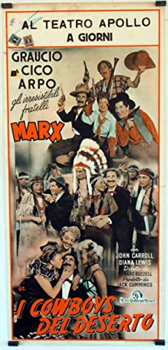 I COWBOYS DEL DESERTO - 1940Dir EDWARD