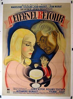 L?ETERNEL RETOUR MOVIE POSTER/ETERNEL RETOUR, L /POSTER