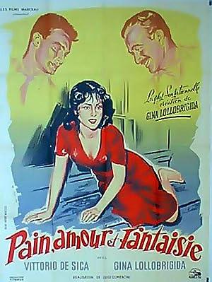 PANE, AMORE E FANTASIA MOVIE POSTER/- 1953,