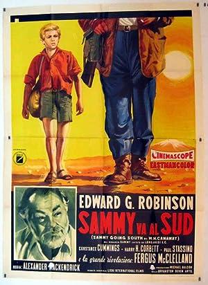 SAMMY, GOING SOUTH MOVIE POSTER/SAMMY VA AL