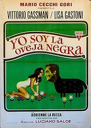 MOVIE POSTER/ LA PECORA NERA/ VITTORIO GASSMAN/