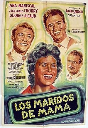 MOVIE POSTER/ LOS MARIDOS DE MAMA/ ANA