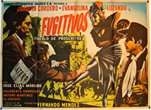 FUGITIVOS: PUEBLO DE PROSCRITOS MOVIE POSTER/FUGITIVOS: PUEBLO DE PROSCRITOS/POSTER