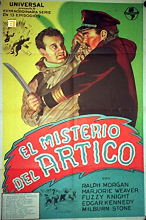 The Great Alaskan Mystery MOVIE POSTER/MISTERIO DEL ARTICO, EL/POSTER