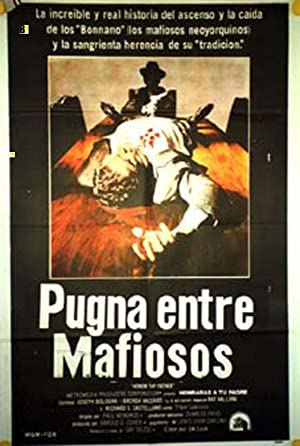 MOVIE POSTER/ HONOR THY FATHER/ RALPH VALLONE/