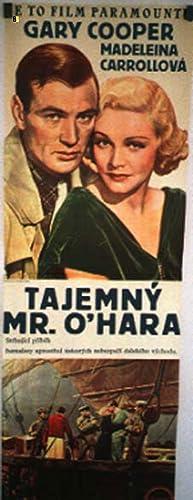 TAJEMNY MR. OíHARA - 1936Dir LEWIS MILESTONECast: