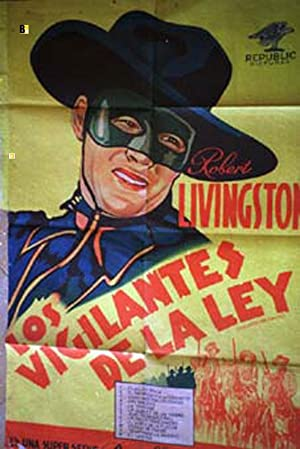 VIGILANTES ARE COMING MOVIE POSTER/VIGILANTES DE LA LEY, LOS/POSTER