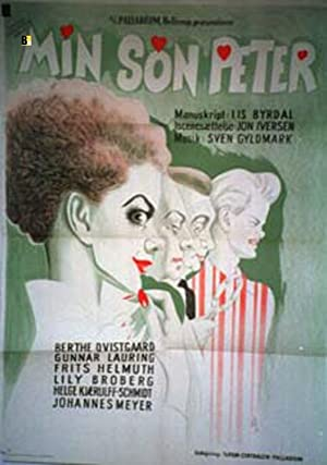 MOVIE POSTER/ MIN SON PETER/ LILY BROBERG/