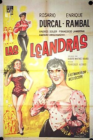 LAS LEANDRAS MOVIE POSTER/LEANDRAS, LAS/POSTER
