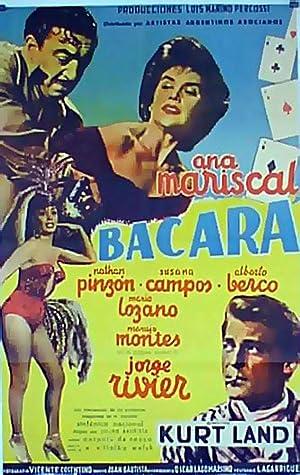 BACARA MOVIE POSTER/BACARA/POSTER