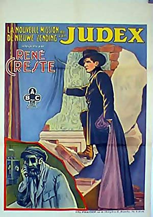 JUDEX MOVIE POSTER/JUDEX/POSTER