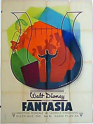 FANTASIA MOVIE POSTER/FANTASIA/POSTER