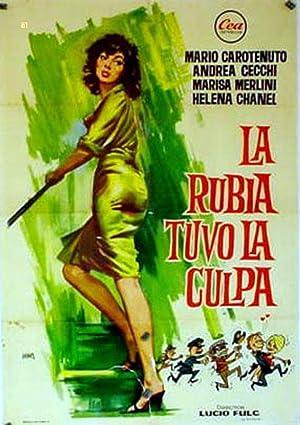 MOVIE POSTER/ COLPO GOBBO ALL'ITALIANA/ MARIO CAROTENUTO/