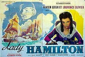 THAT HAMILTON WOMAN MOVIE POSTER/LADY HAMILTON/POSTER