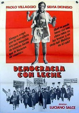 MOVIE POSTER/ IL .BELPAESE/ PAOLO VILLAGGIO/ 1977/