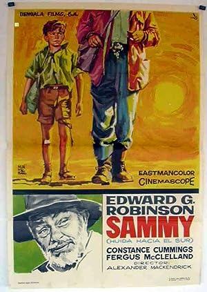 SAMMY, GOING SOUTH MOVIE POSTER/SAMMY/POSTER