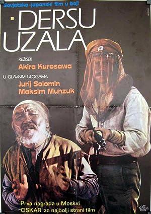 DERSU UZALA /DERSU UZALA/POSTER: Art / Print / Poster   BENITO ORIGINAL MOVIE POSTER