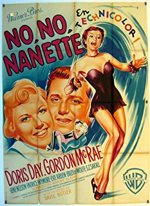 TEA FOR TWO MOVIE POSTER/NO NO NANETTE/POSTER