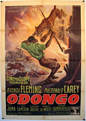 ODONGO MOVIE POSTER/ODONGO/POSTER