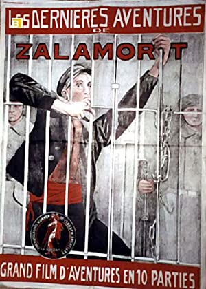 ZA LA MORT MOVIE POSTER/ZALAMORT/POSTER