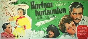 LOST HORIZON MOVIE POSTER/BORTOM HORISONTEN/POSTER