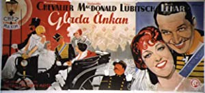 THE MERRY WIDOW MOVIE POSTER/GLADA ANKAN/POSTER