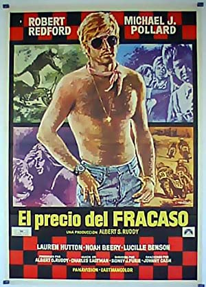 Little Fauss and Big Halsy MOVIE POSTER/PRECIO