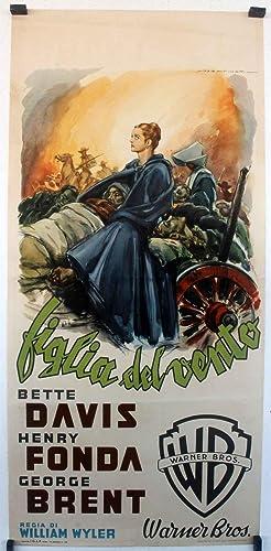 FIGLIA DEL VENTO - 1938Dir WILLIAM WYLERCast: