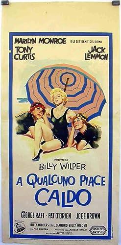 A QUALCUNO PIACE CALDO - 1959Dir BILLY