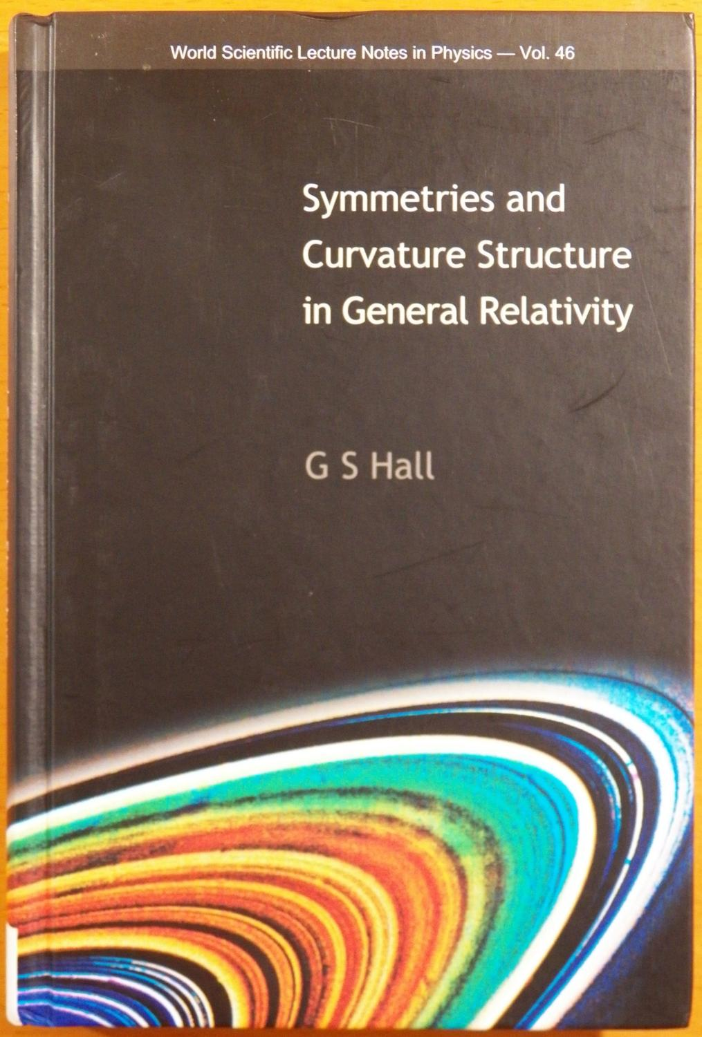 Symmetries and Curvature Structure in General Relativity