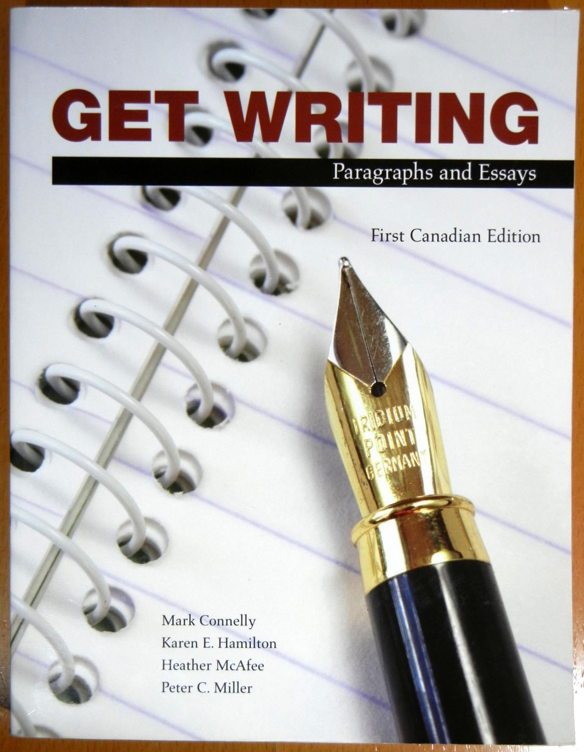 writing paragraphs and essays edition For courses in writing skills for writing–process and strategy writing for life: paragraphs and essays is part of a two-book series that helps students understand the importance of strong writing skills and motivates them to become better writers.