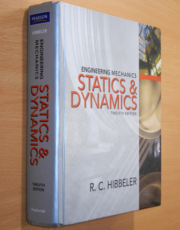 Statics And Dynamics Book