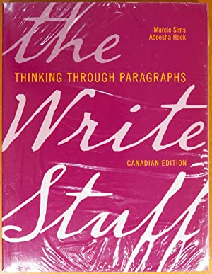 my canadian writing lab The writers lab is a four-day writer's workshop that gives women  the critiques of my script were incredibly insightful and spurred my imagination for my.