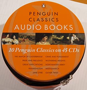 10 Penguin Classics on 45 CDs: Various Authors