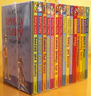 The World of Beverly Cleary Collection (15-Book Boxed Set): Clearly, Beverly