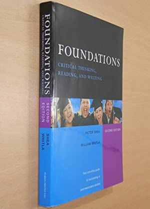foundations critical thinking reading and writing Pathways foundations:reading, writing, and critical thinking: text with online access code (pathways: reading, writing, & critical thinking.