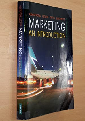 Marketing: An Introduction (Fifth Canadian Edition) with: Armstrong, Gary, et