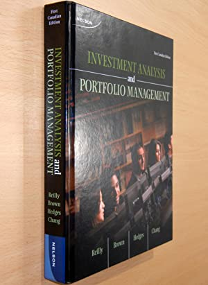 Investment Analysis and Portfolio Management (First Canadian: Reilly, Frank K.,