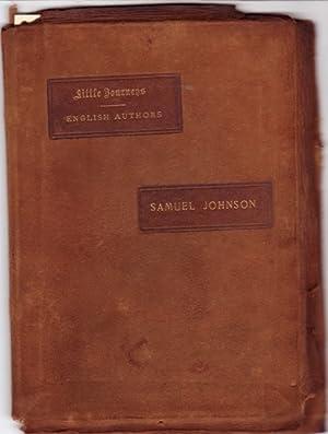 Little Journeys to the Homes of English Authors: Samuel Johnson: Hubbard, Elbert
